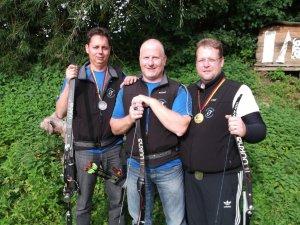Die drei SVB-Teilnehmer