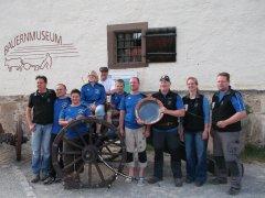 Die erfolgreichen SVB-Teilnehmer in Glatt