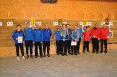 Siegerehrung Bezirksliga B